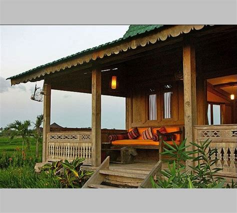 gambar  gambar desain teras rumah kampung minimalis
