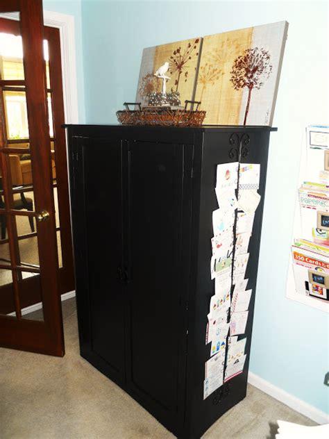 hometalk  tv cabinet turned craft hutch
