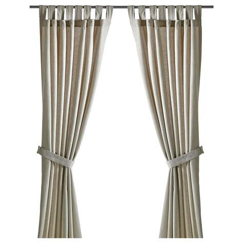 ikea lenda curtains uk lenda curtains with tie backs 1 pair light beige 140x250