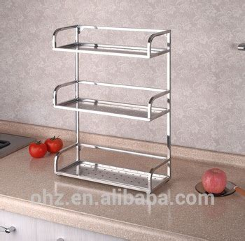 Wall Mount Spice Rack Canada by Canada Style Stainless Steel Kitchen Spice Racks Storage