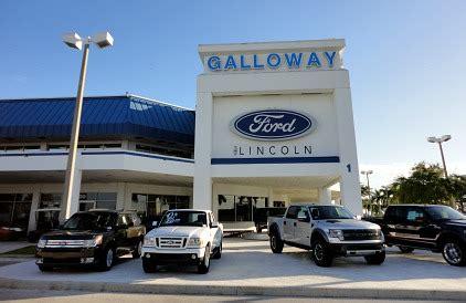 sam galloway ford