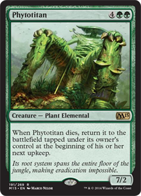Treefolk Deck Mono Green by Treefolk Seedlings 7th Edition Magic The Gathering At