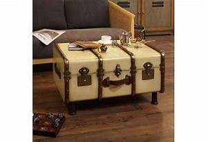 how to use nautical decor to create the perfect living room With nautical trunk coffee table