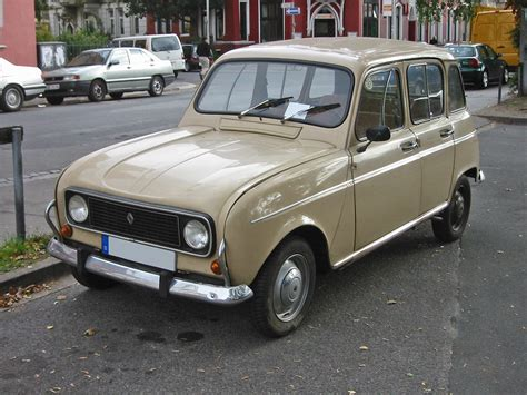 Renault R4 by Renault R4 Amazing Pictures To Renault R4 Cars