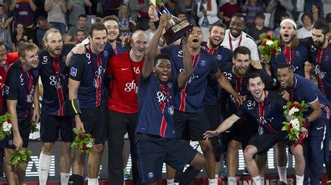 LNH: Furious PSG win in Chartres | Handball Planet