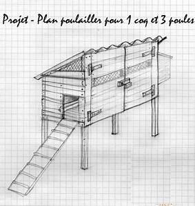 Plan Poulailler 5 Poules : plan d un poulailler ~ Premium-room.com Idées de Décoration