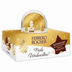 Die Besten Von Ferrero Kaufen : ferrero rocher schneekugel online kaufen im world of ~ Jslefanu.com Haus und Dekorationen