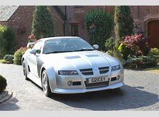 Ultra Rare MG SVR Heading to Auction [Automotive History
