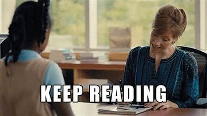Teacher Student Gifs Reading Know
