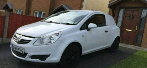 For Sale Or Swap Vauxhall Corsa Van 2008 For Sale In