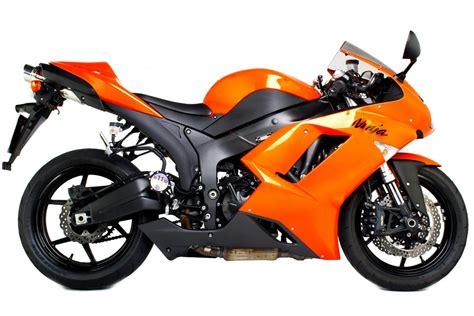Kawasaki Ninja Zx636  Zx6rr 0708 Exhausts  Ninja Zx636