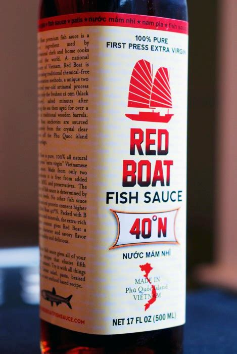 Red Boat Fish Sauce Ingredients by Paleo Pantry Find Red Boat Fish Sauce Award Winning