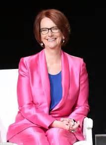 Julia Gillard hailed as a 'fierce' feminist in New York ...