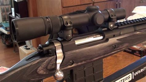 weaver   classic  series tactical scope review youtube