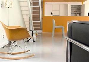 3dco beton cire paris by didier guilloux With maison en beton coule 4 beton cire tout savoir sur le revetment pour le sol les