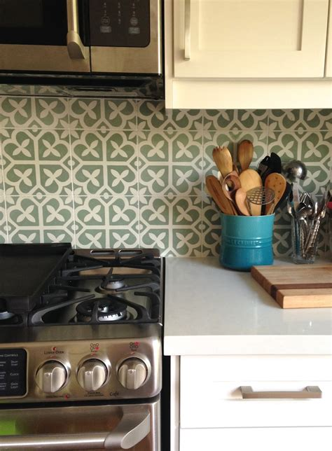 kitchen backsplash tiles toronto lovely shelter obsessed with cement tiles
