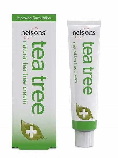 Tea Tree Cream Nelsons Skincare Oil