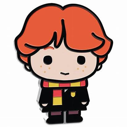 Ron Chibi Harry Potter Weasley Coin Zealand