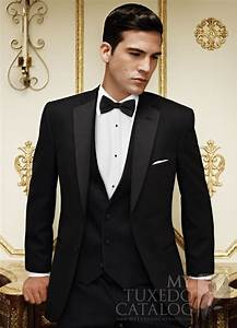 black stripe 39ridge39 tuxedo from http www With non traditional wedding tuxedos