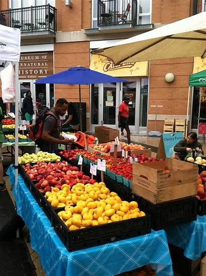 Farmers Markets Benefits Market Celebrating Coalition