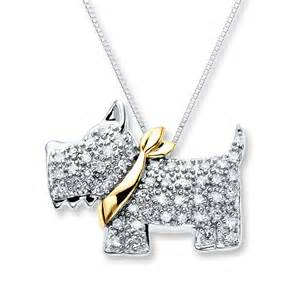 engagement rings sale scottie necklace 1 6 ct tw sterling silver 10k gold