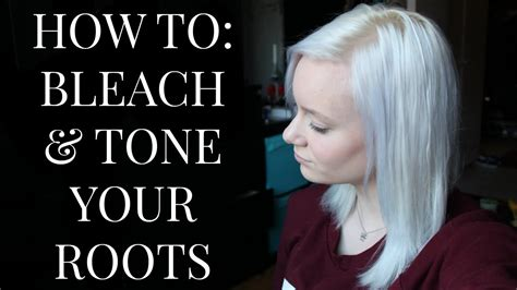 How To Bleach And Tone Your Roots