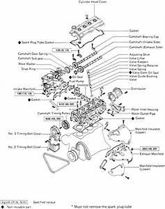 Toyota Corolla 1988-1997 Cylinder Head Repair Guide