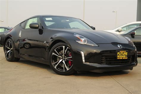 Nissan 370z Horsepower by New 2019 Nissan 370z Coupe Sport Touring 2dr Car In