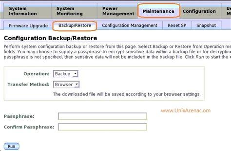 Config Backup Img 4 Unixarena