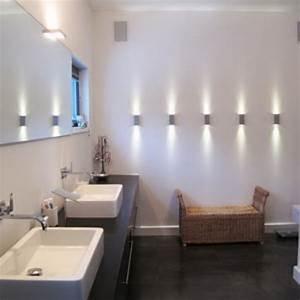 Badezimmer Beleuchtung Wand : badezimmer beleuchtung ideen ~ Michelbontemps.com Haus und Dekorationen
