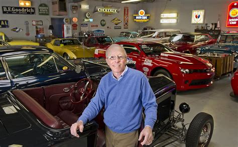 Erie Car Aficionado And Dealer George Lyons