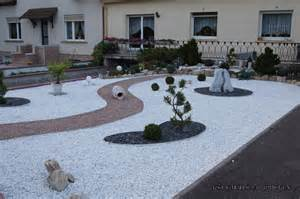 Galet Blanc Decoration Jardin by Deco Jardin Avec Galets Blancs Decorating Ideas