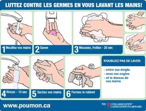 lavage des mains en cuisine collective 15 octobre journée mondiale du lavage des mains