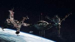 Future Space Station Wallpaper - Pics about space