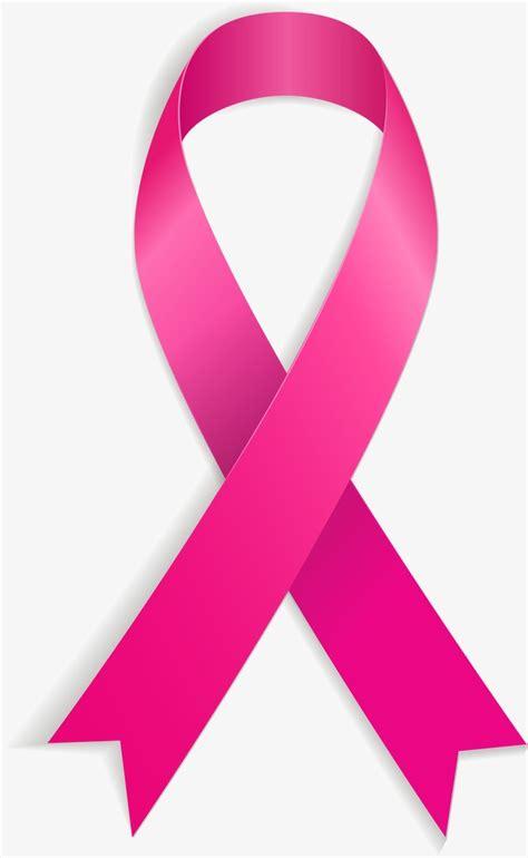 hot pink breast cancer ribbon pink ribbon vector cancer charitable pink ribbon png