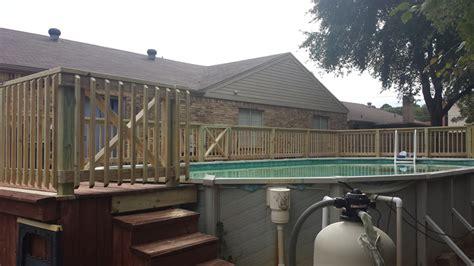 wrap  wood deck thompson builders