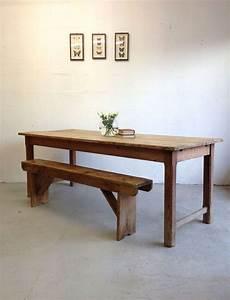 Table Ancienne De Ferme : 41 best franse tafel french farmhouse table table de ferme ancienne images on pinterest ~ Dode.kayakingforconservation.com Idées de Décoration