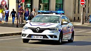 Nouvelle Voiture De Police : nouvelle voiture de police renault megane new police car in paris youtube ~ Medecine-chirurgie-esthetiques.com Avis de Voitures