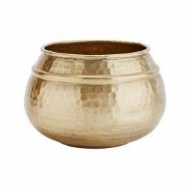 Cache Pot Doré : vase design vase deco design kdesign ~ Teatrodelosmanantiales.com Idées de Décoration