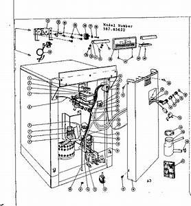 Kenmore 400 Washer Wiring Diagram