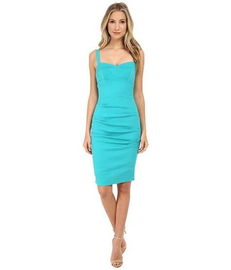 Nicole Miller Tali Pool Party Linen Dress   Linen dress ...