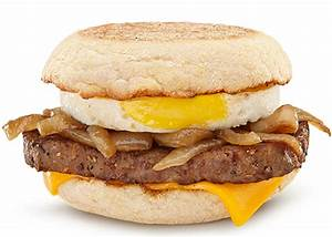McDonald's all-day breakfast may include more items.