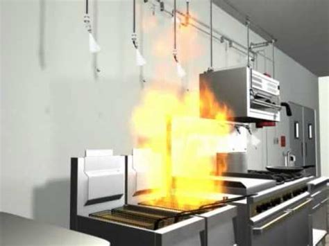 air  fire kitchen suppression youtube