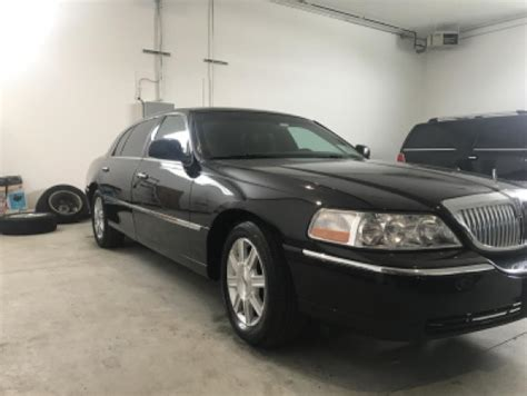2011 Lincoln Town Car by Used 2011 Lincoln Town Car Executive L For Sale Ws 10311