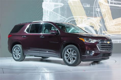 Gm's Future Suvs And Crossovers Lighttruck Based, Heavy