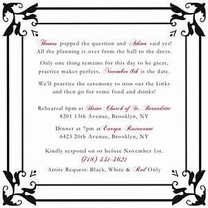 Formal Dinner Party Invitation Wording | cimvitation