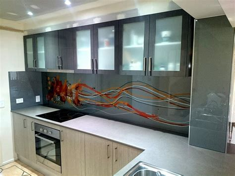 Custom Kitchen Splashbacks   Voodoo Glass Gold Coast