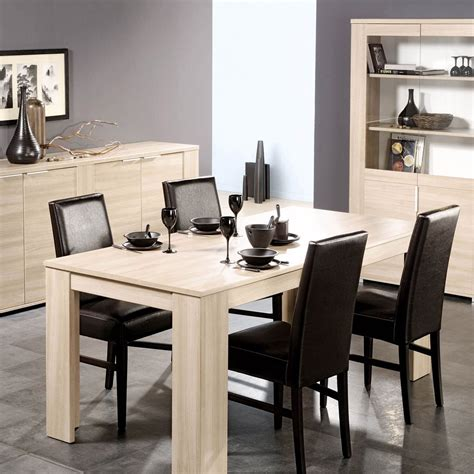 chaise table a manger table salle a manger avec chaise maison design modanes com