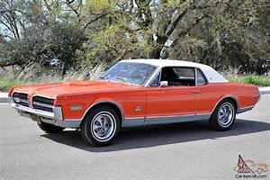 Mercury Cougar 1968 : 1968 mercury cougar gt e 427 w code ~ Maxctalentgroup.com Avis de Voitures