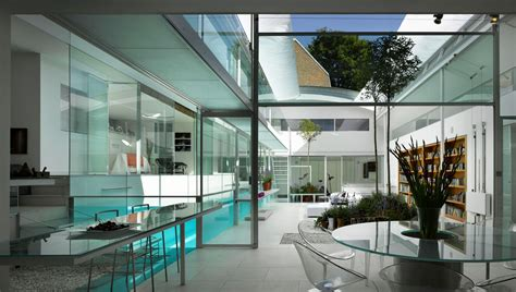 edgy architecture gayton road residence  richard paxton
